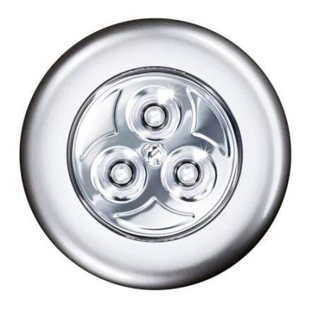 ALphaOne nástěnné LED svítidlo s tlačítkem