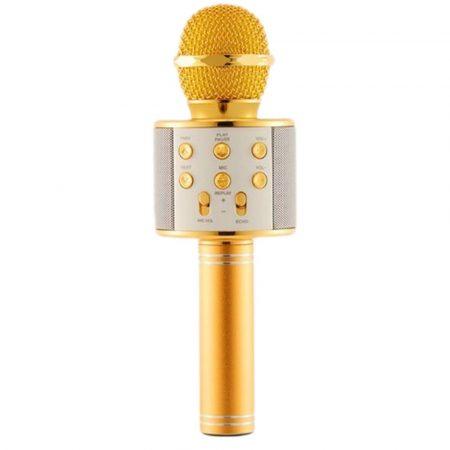 Bluetooth Karaoke mikrofón s reproduktorom
