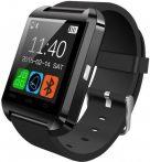 AlphaOne Pro Watch smart hodinky, černá barva