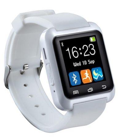 AlphaOne Pro Watch smart hodinky, bílá barva