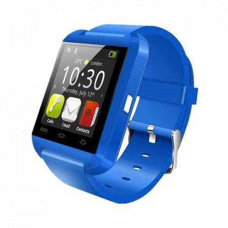 Smart hodinky Pro Watch modré  holm0187