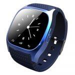 AlphaOne M26 smart hodinky, modré
