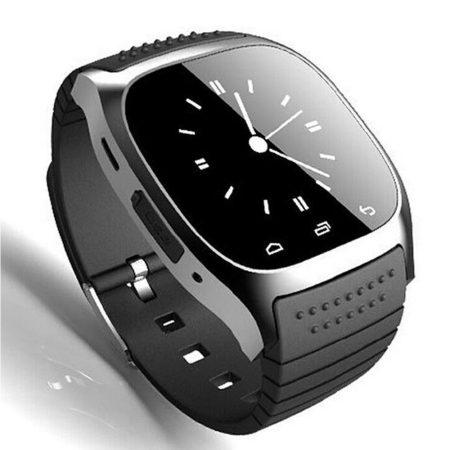 AlphaOne M26 smart hodinky,černé