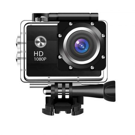 Sportovní akční kamera AlphaOne Full Hd se spoustou příslušenství