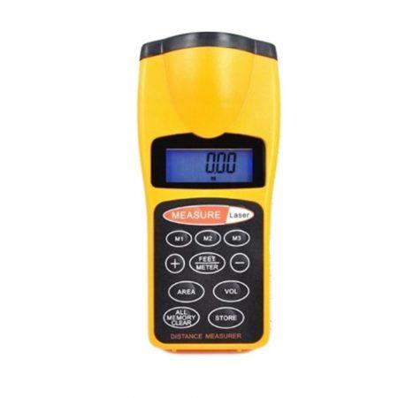 Digitální ultrazvukový měřič vzdálenosti do 18m
