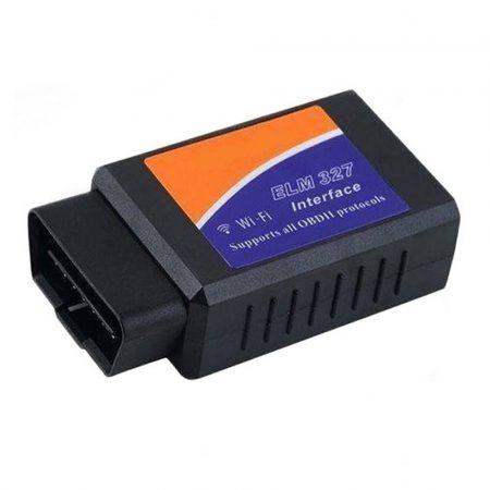 ELM 327 Wifi čtečka chybových kódů + čtečka živých dat, dárkový chybový kód se softwarem