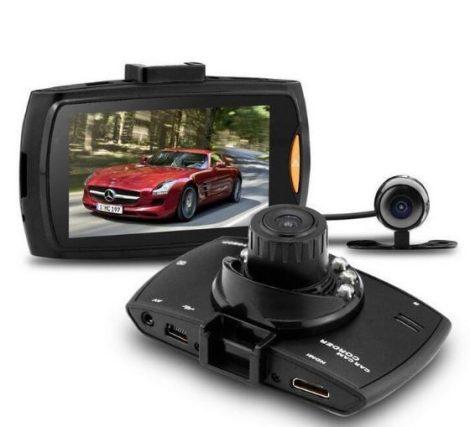 Full HD palubní a couvací kamera