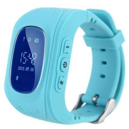 Bass q50 kid smart hodinky, modré