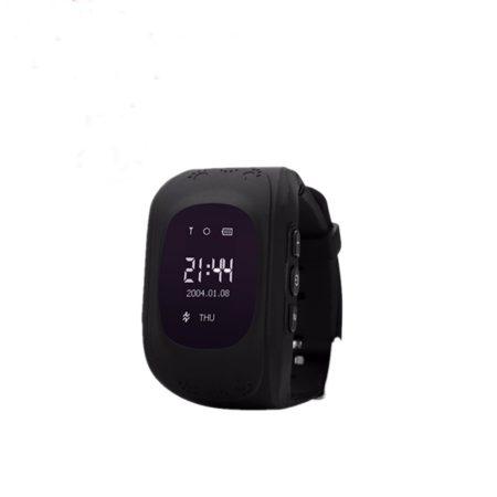 Bass q50 kid smart hodinky, černé