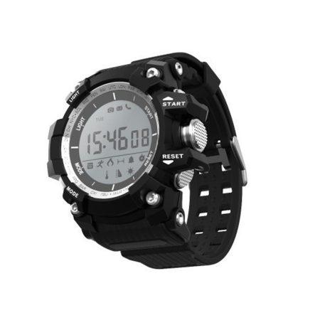 Bass-O1 Smart hodinky, čierné