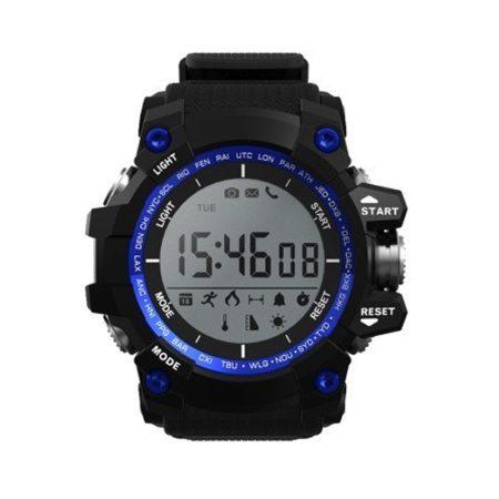 Bass-O1 Smart hodinky, modré