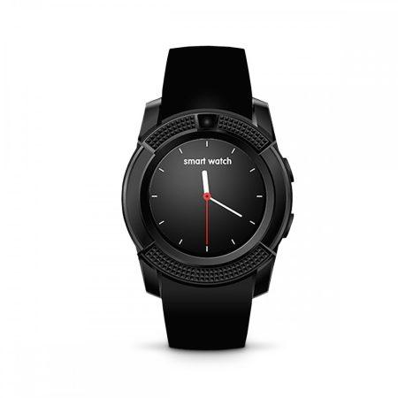 29/5000 Bass V8 smart hodinky, černé
