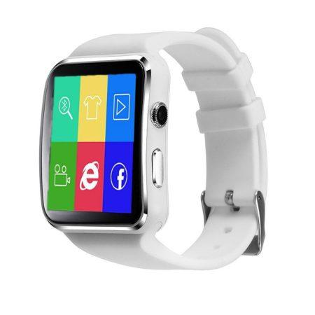 AlphaOne X6  smart hodinky bílé