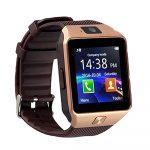 AlphaOne M8 Premium Smartwatch Zlaté (srdeční frekvence)