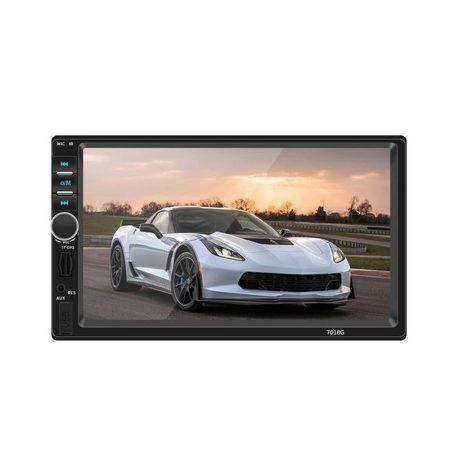 Navigace Multimedia System gps 2 dinAnglické  menu