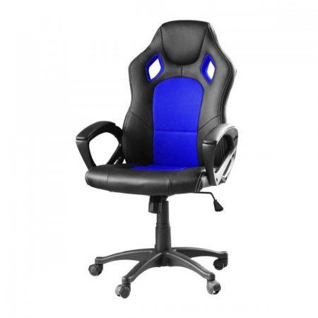 Herní židle BASIC modrá