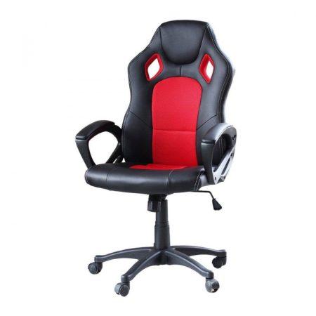 Herní židle BASIC , červená