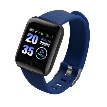ID116 Plus Inteligentní hodinky Modré