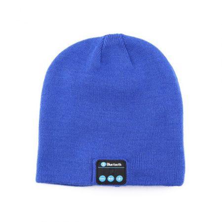 Čepice Bluetooth, modrá