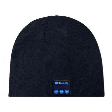 Čepice Bluetooth, černá