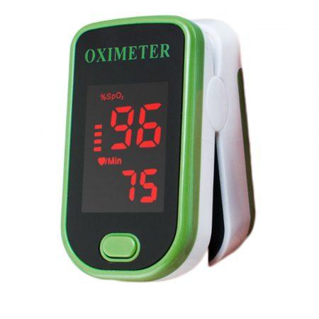 Měřič kyslíku v krvi, pulzoximeter