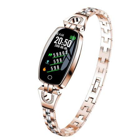 Luxardo Dámske Inteligentní hodinky, zlaté