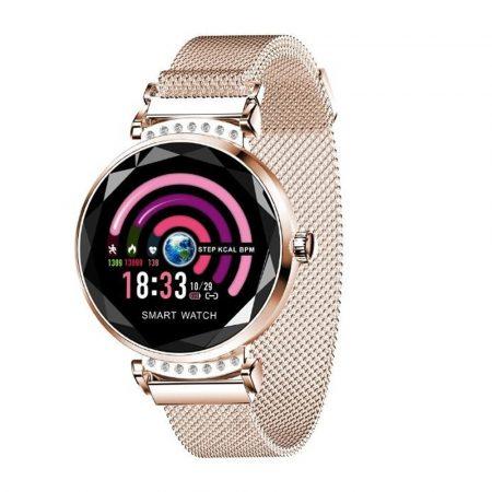 Anette Signiture Inteligentní hodinky, zlaté