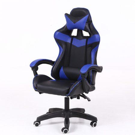 RACSING PRO X Herní židle  modro-černá barva