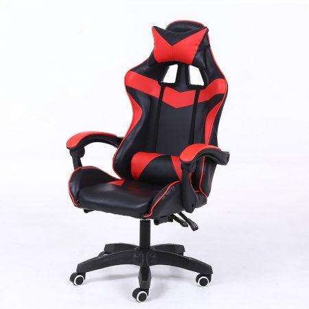 RACSING PRO X Herní židle červeno-černá barva