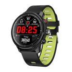 AlphaOne L5 zelené Inteligentné hodinky