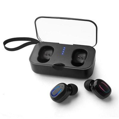 AlphaOne airpods T18S -headset s nabíjecím dokem