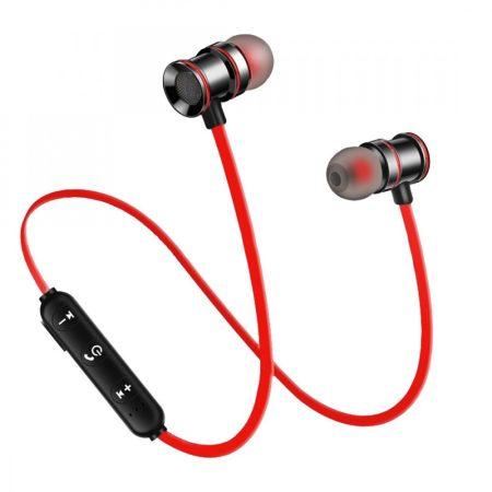 X10 Sport headset -červená