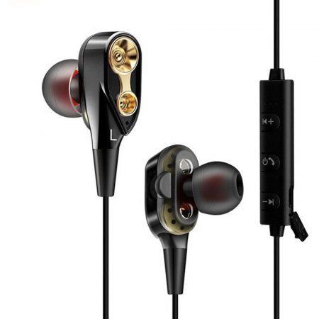 Sport headset Xt21 Černá