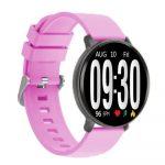 S8 růžové inteligentní hodinky
