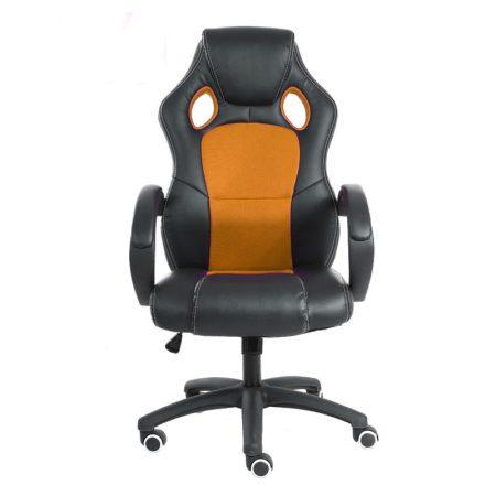 Herní židle BASIC oranžová