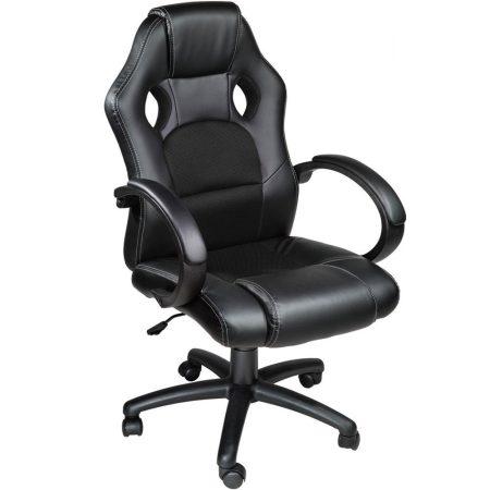 Herní židle BASIC - černá