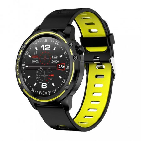 L8 Green Smartwatch-Hodinky