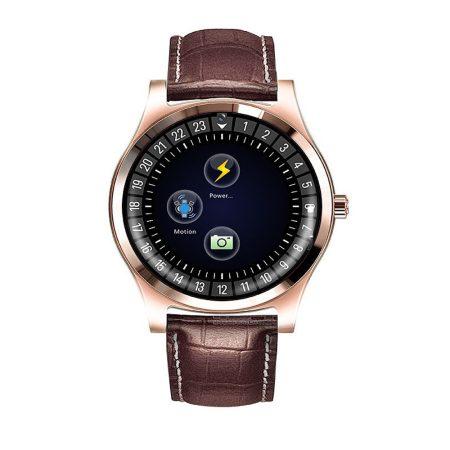 R68 MAX chytre hodinky zlate