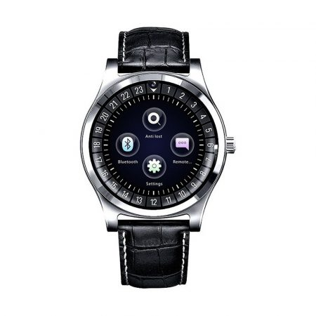 R68 MAX chytre hodinky silver
