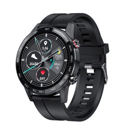 Smart hodinky L16 PREMIUM - černé
