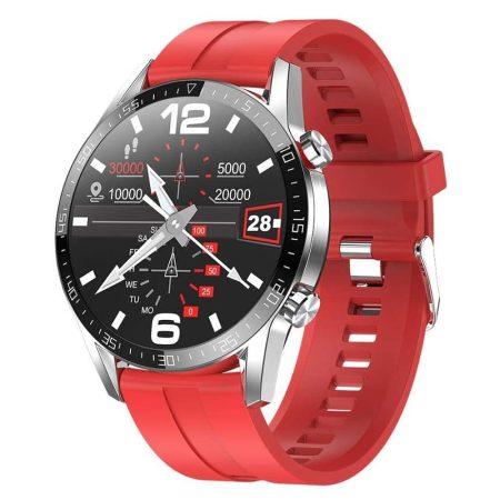 Chytré hodinky L13 LUX - stříbrné