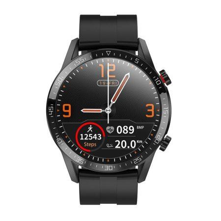 Chytré hodinky L13 LUX - černé