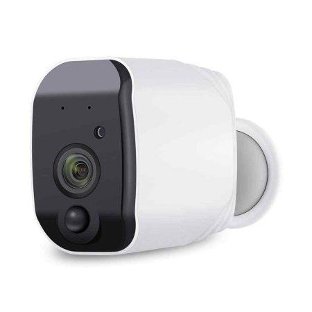 Bezdrátová bezpečnostní wifi kamera  vnitřní a venkovní, napájení bateriemi  s dopravou zdarma