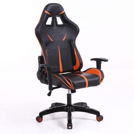 Herní židle Sintact  oranžovo černé