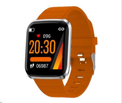 ID116 PRO Smart Watch-Oranžová