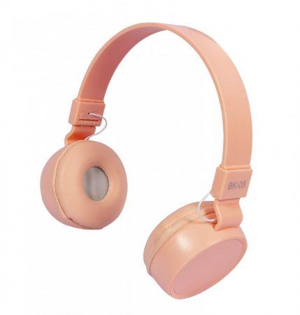 Lero bk05 headset broskyňovej farby