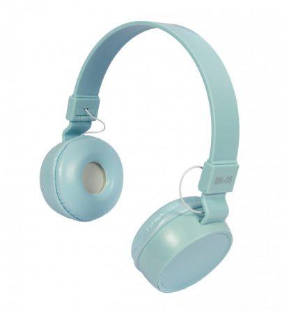 Liro bk05 headset modrá