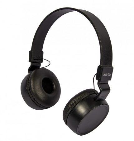 Liro bk05 headset  čierná