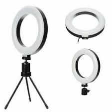Prstencová selfie lampa - Selfie Ring LED Light