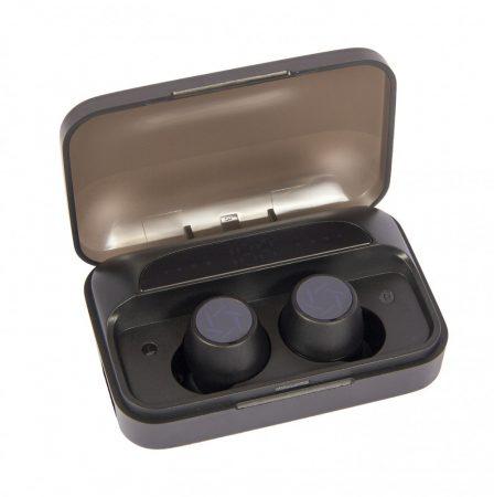 S15 5.0 čierne Bezdrôtové  Bluetooth slúchadlá